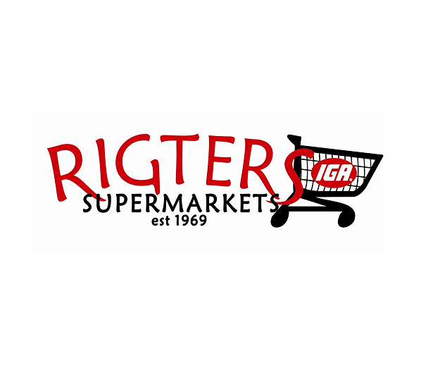 Rigters IGA logo
