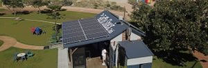 The Jaffle Shack Solar Panels