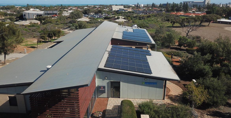 GUC Solar Panels